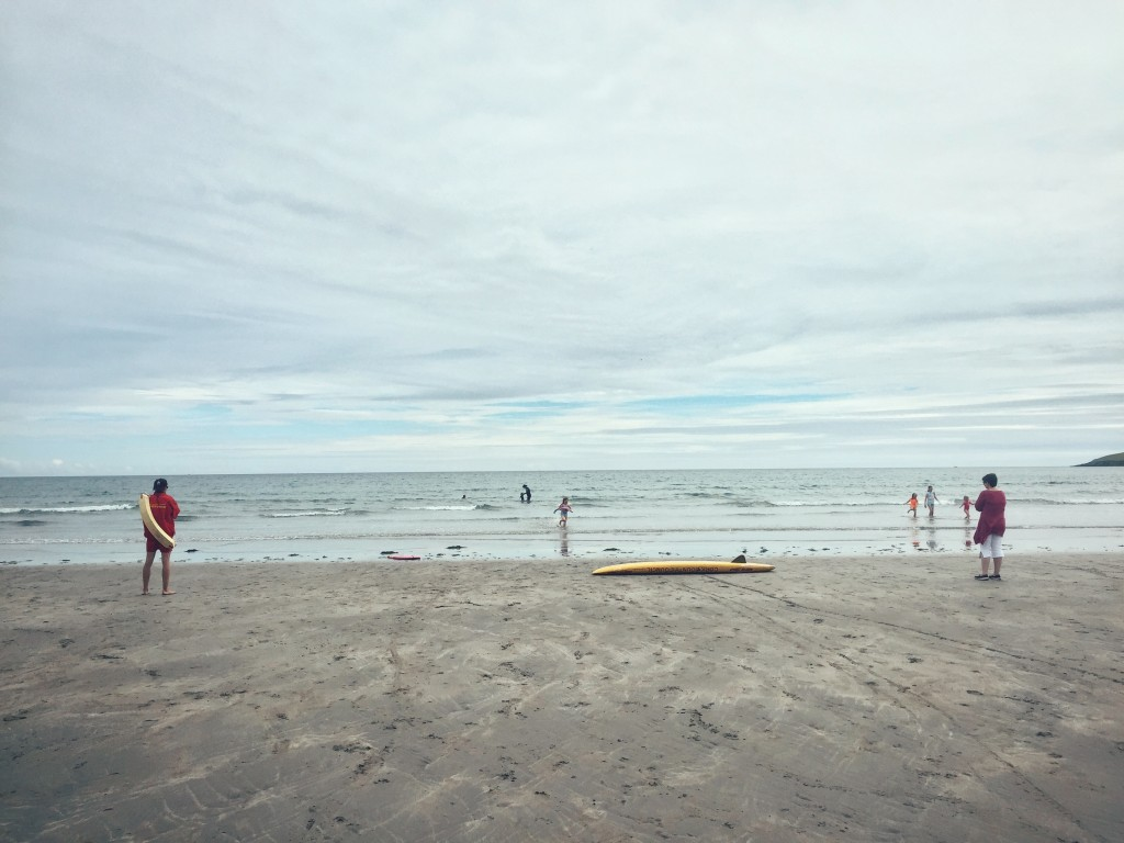Inchadonny Beach, Cork, Ireland (Summer 2015)