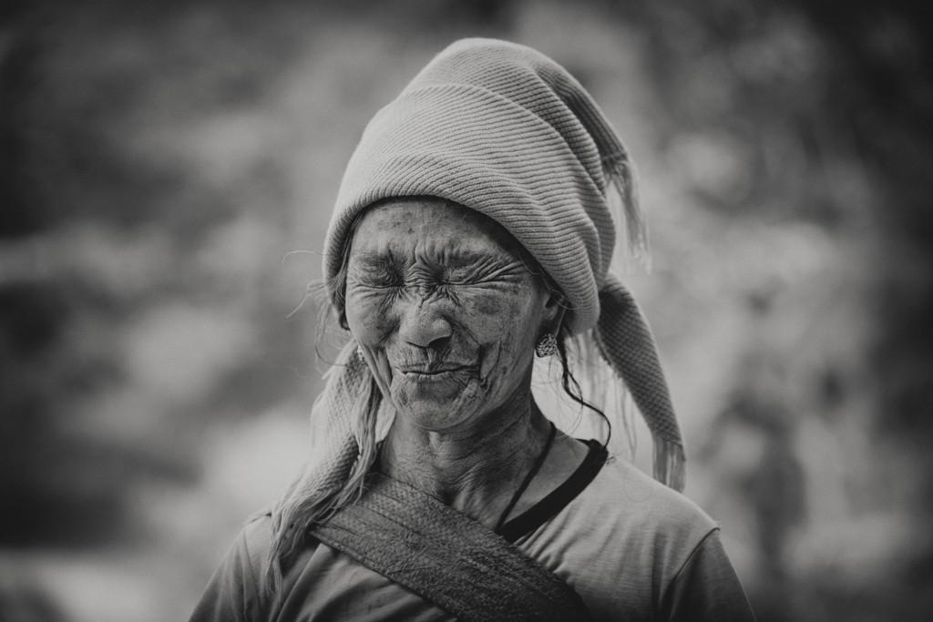 Hani woman