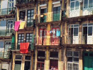 Colourful Porto Streets (1)