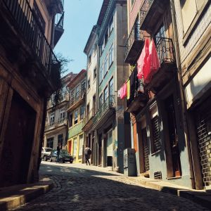 Colourful Porto Streets