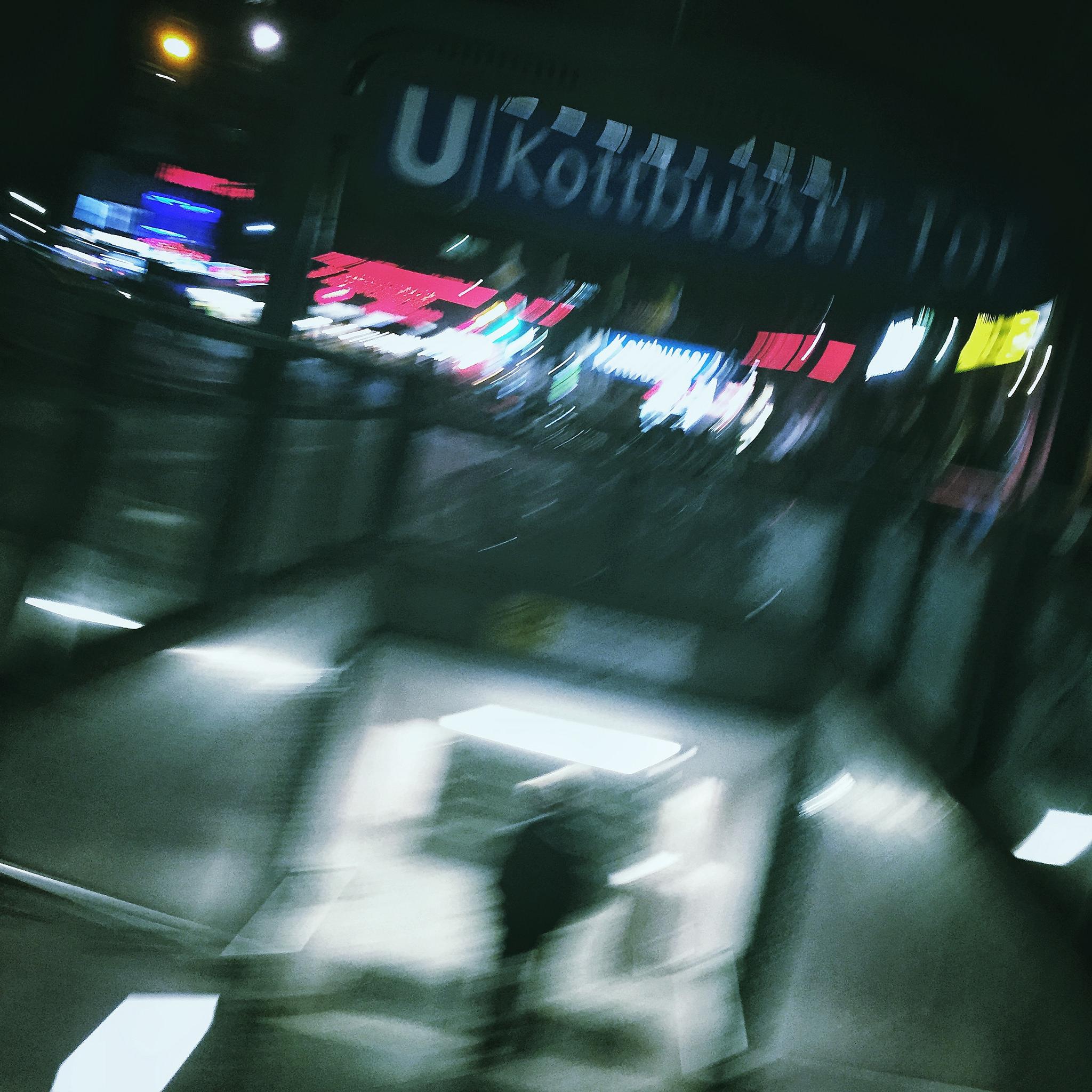 Berlin a blur