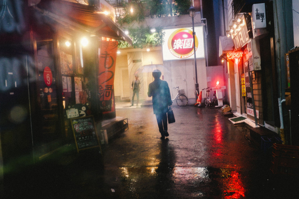 Tokyo: April, 2015