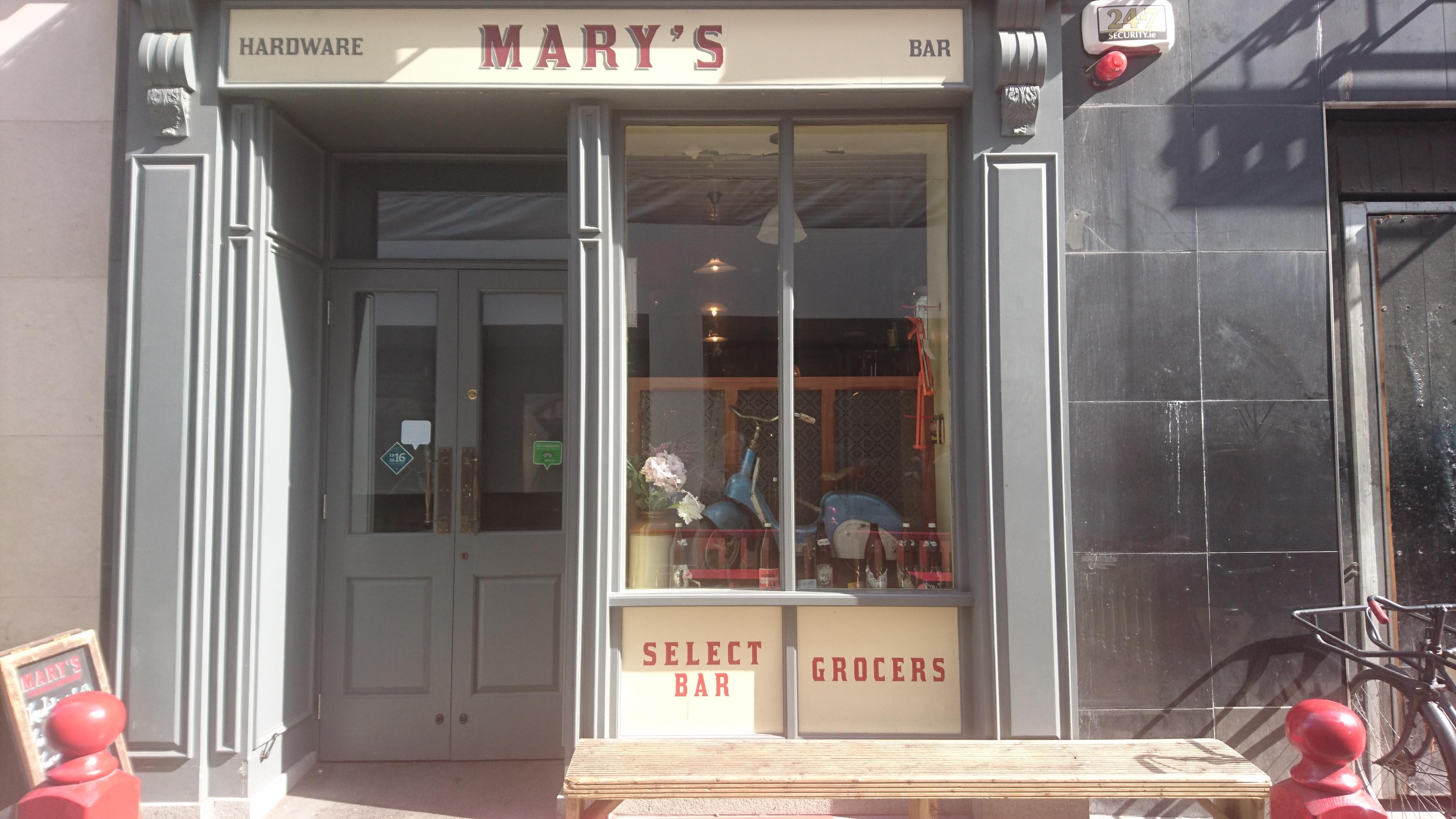 Mary's (A Dublin pub)