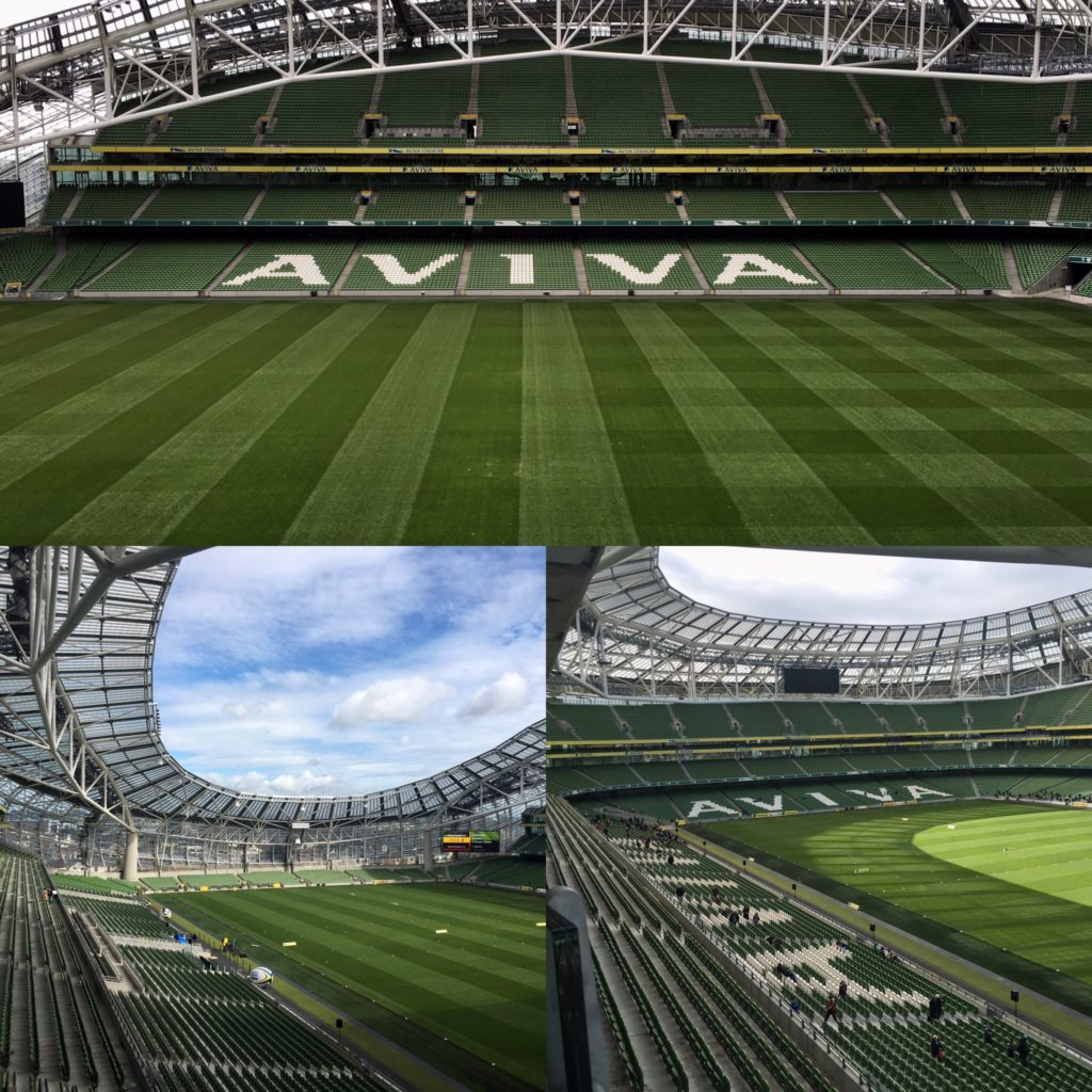MojoCon 2016: Aviva Stadium