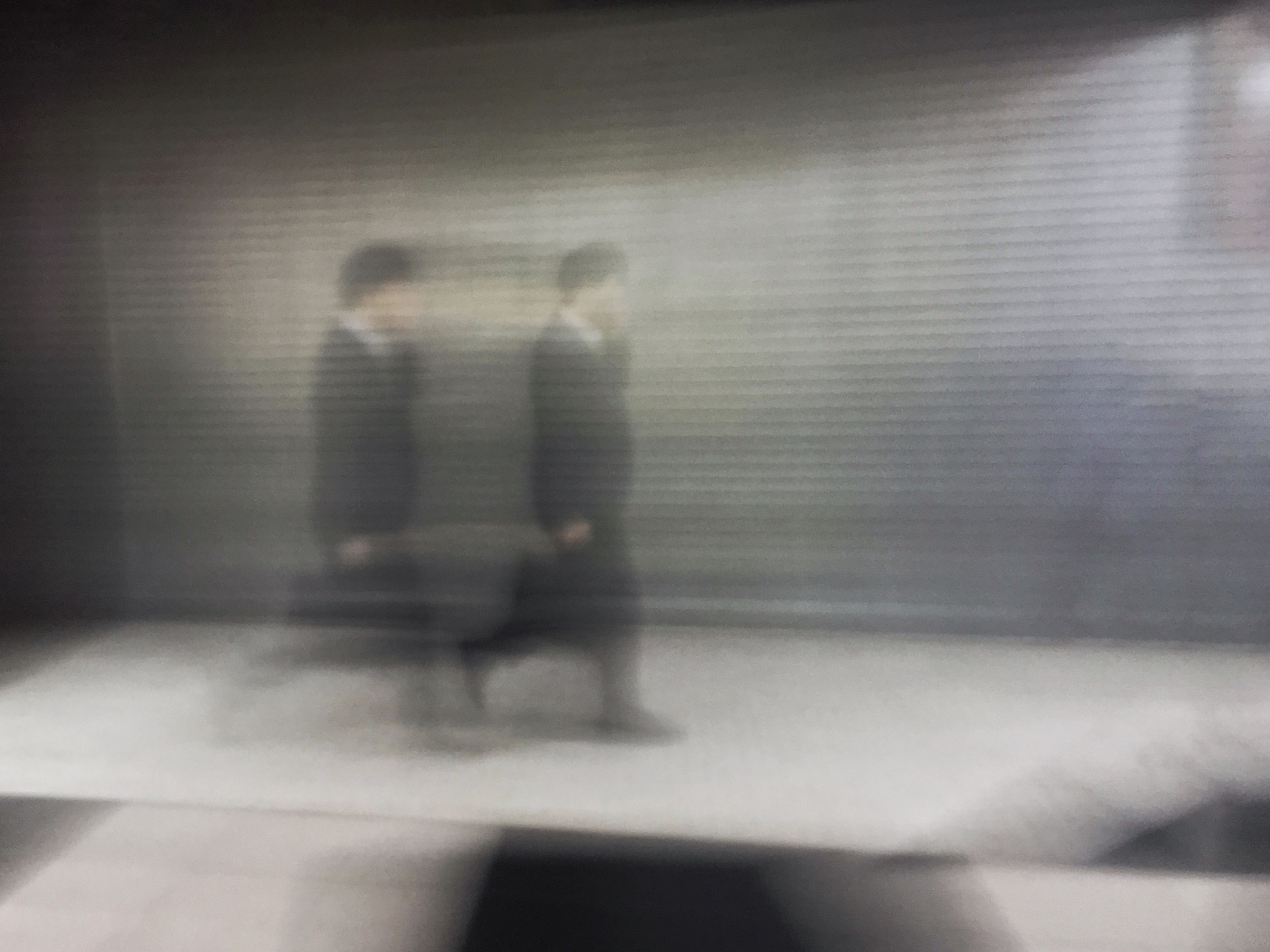 Intentional camera movement with the iPhone 6s (Tokyo, April 2016)