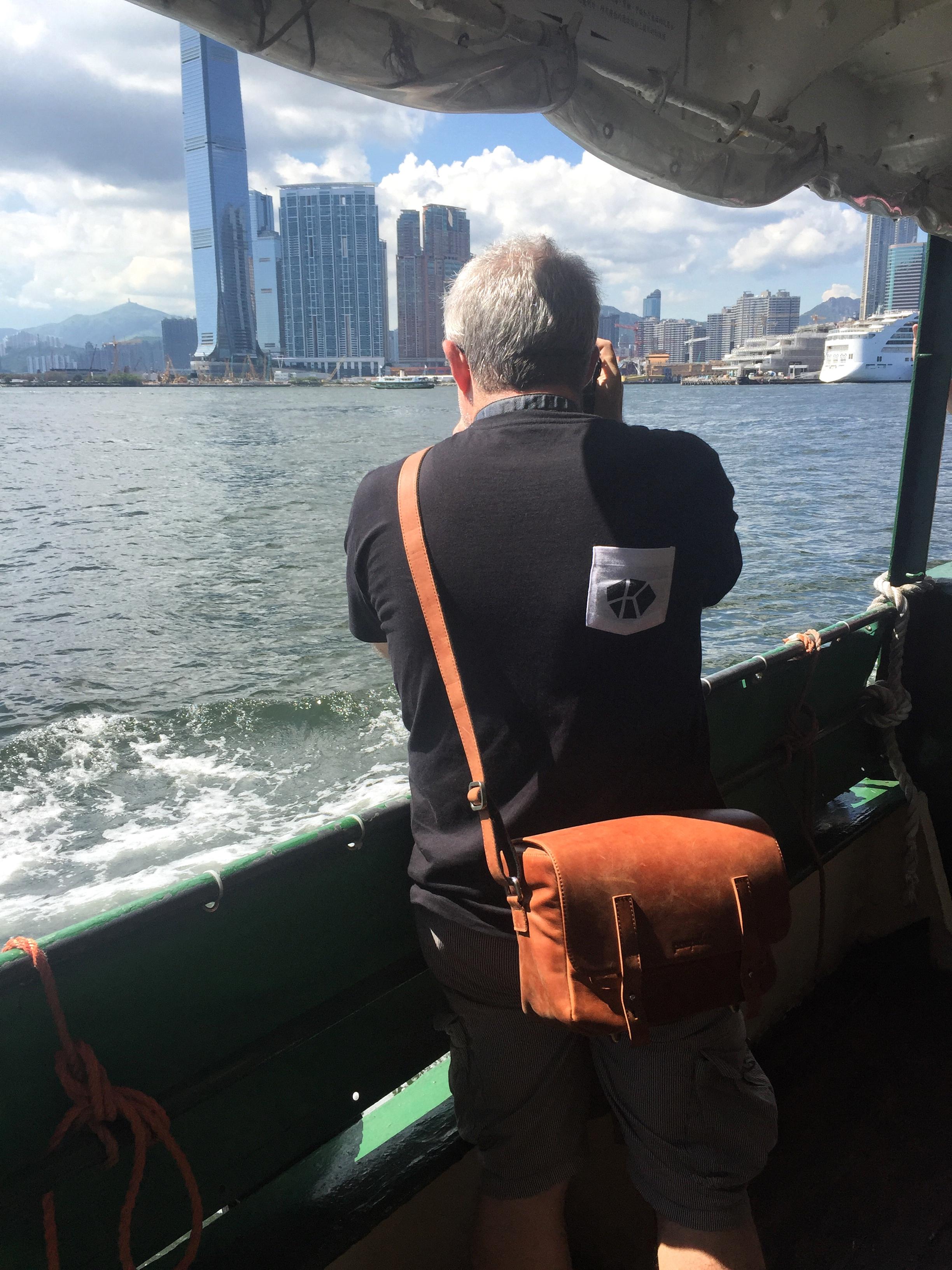 In action in Hong Kong (Photo: Y Ó Se)