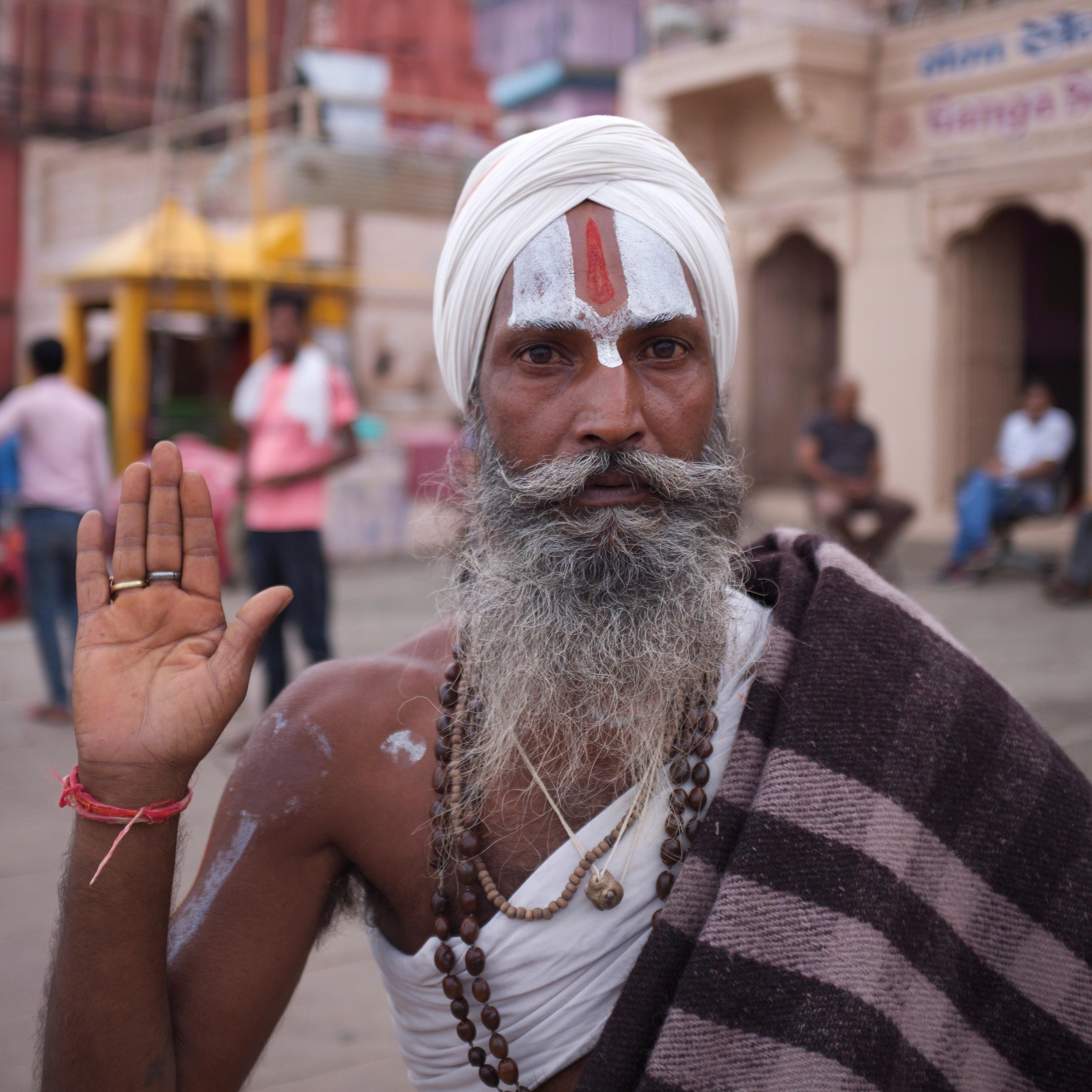 Varansi, India. July 2016