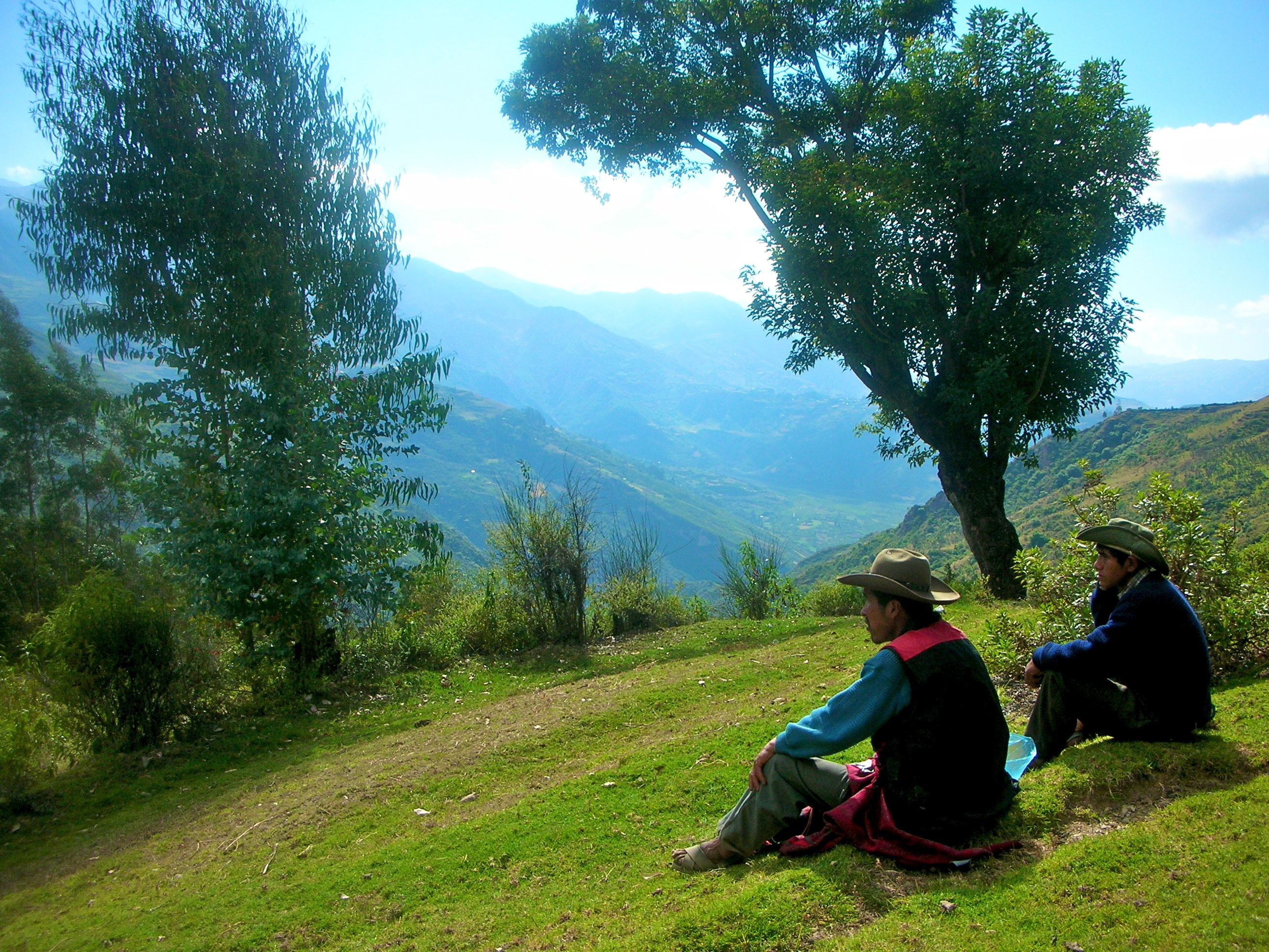 Taken with Nikon S1 (Peru: 2006)