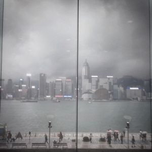Hong Kong from Intercontinental Hotel [3]