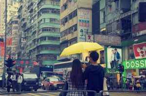 Hong Kong Colours