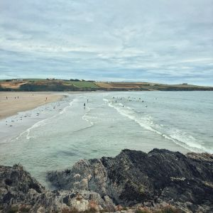 Inchadonny Beach, Cork, Ireland